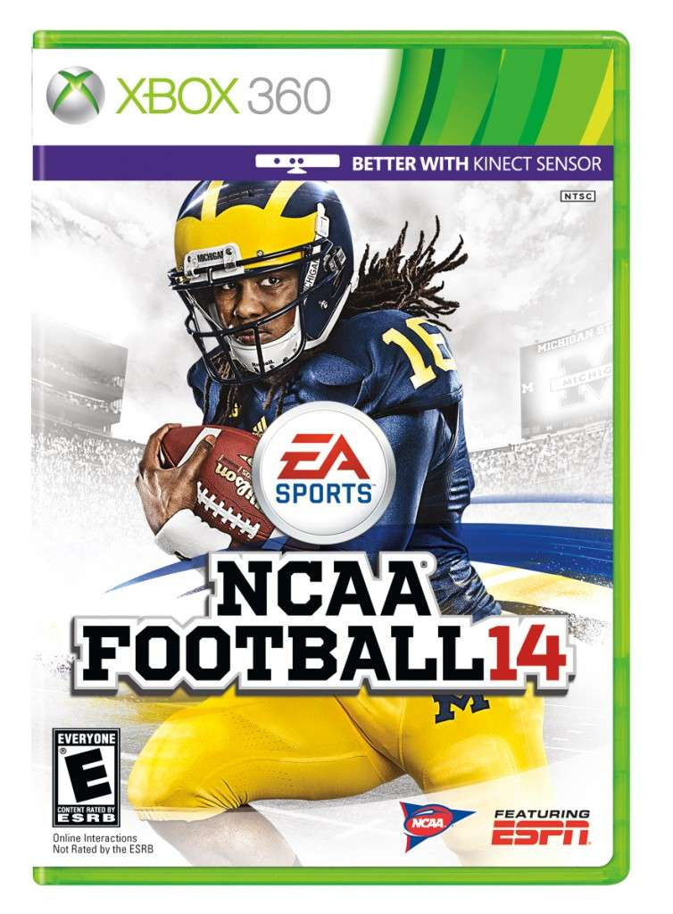 EA Sports NCAA Football 2014