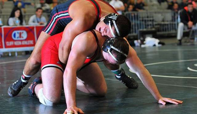 Men's wrestling at Rutgers has seen scholarships increase since sports were cut