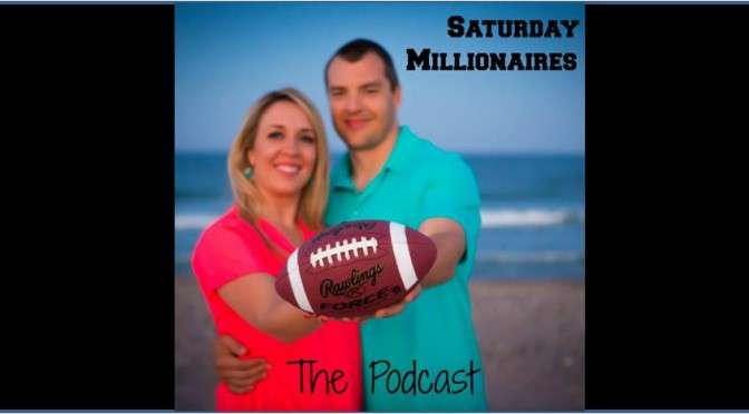Podcast: Saturday Millionaires, Episode 2
