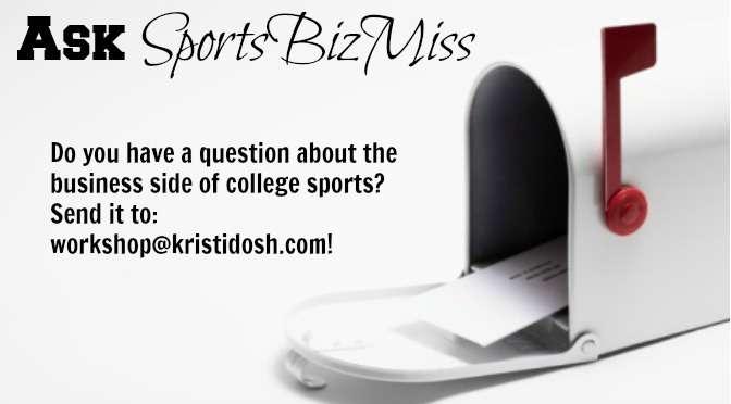 Ask SportsBizMiss