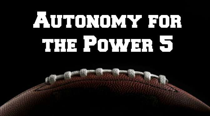 Autonomy for Power 5