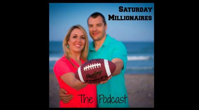 Podcast: Saturday Millionaires, Episode 8