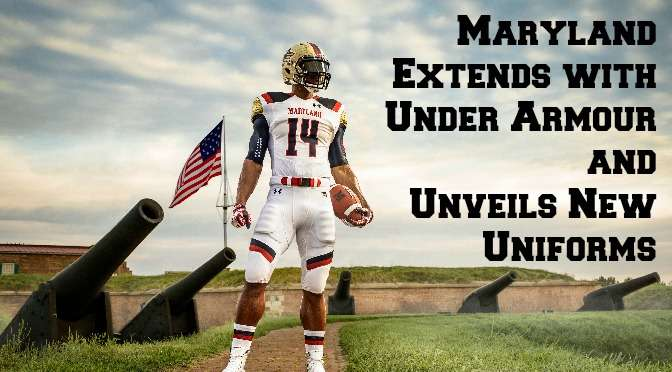 Maryland and Under Armour 2