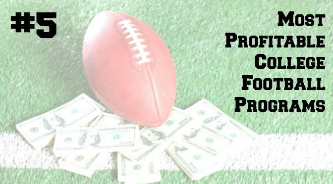 Most profitable #5
