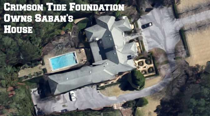 Nick Saban House