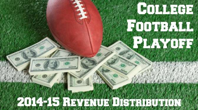 2014-15 CFP Revenue Distribution