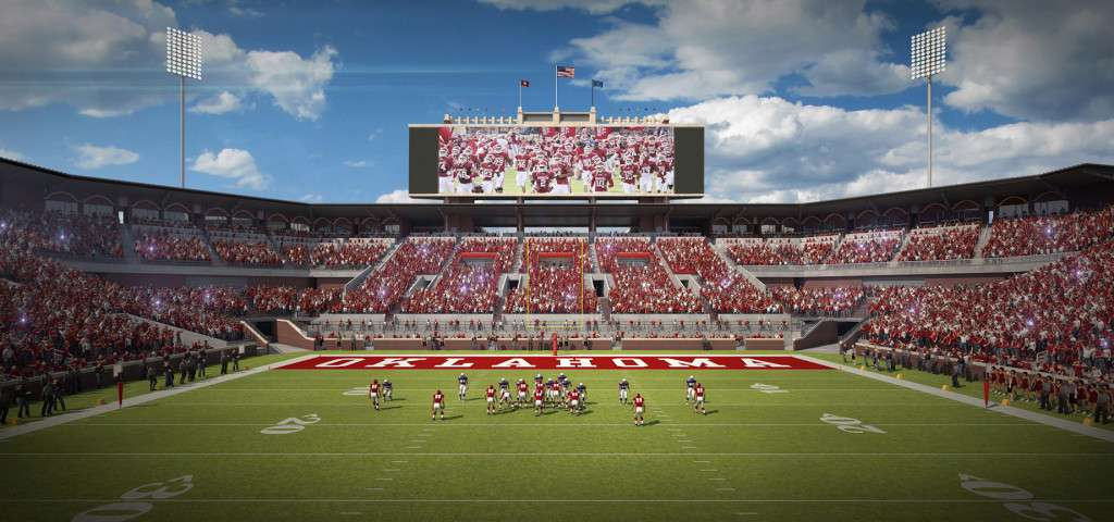 Oklahoma Memorial Stadium Reno