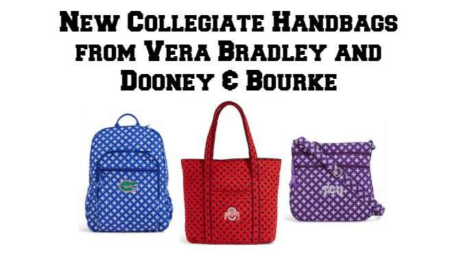 Vera Bradley and Dooney & Bourke