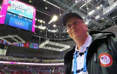 Bill Hancock - Sochi 2014