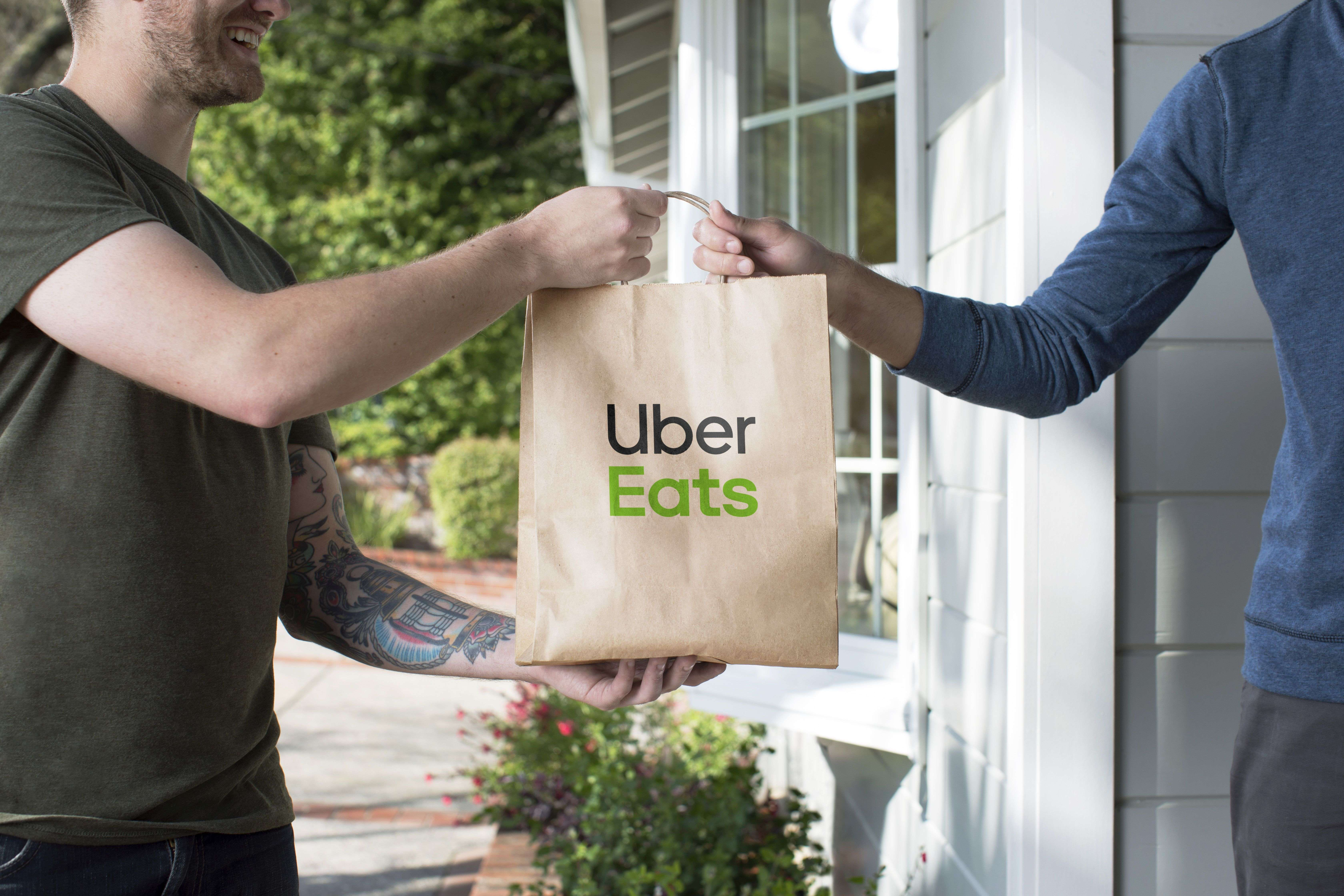 Uber Eats, March Madness