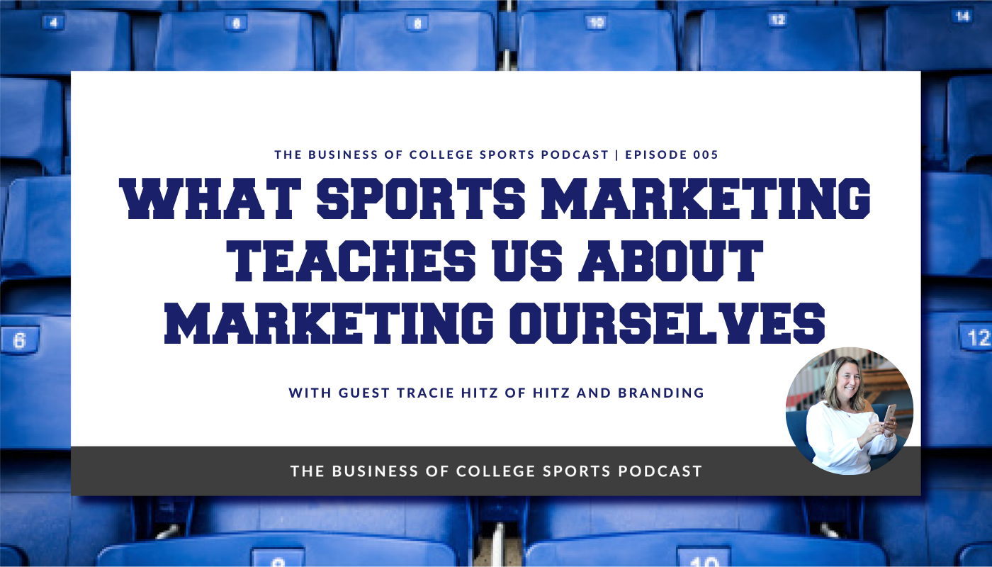 Tracie Hitz sports marketing branding