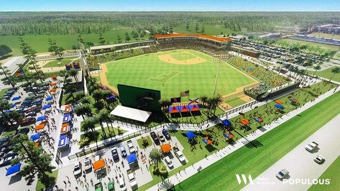 University of Florida baseball stadium