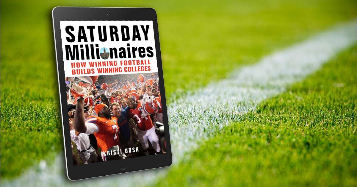 Saturday Millionaires by Kristi Dosh