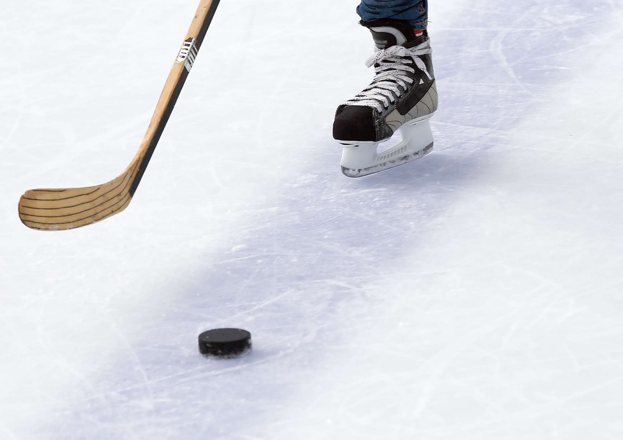 men's college ice hockey cut at UAH