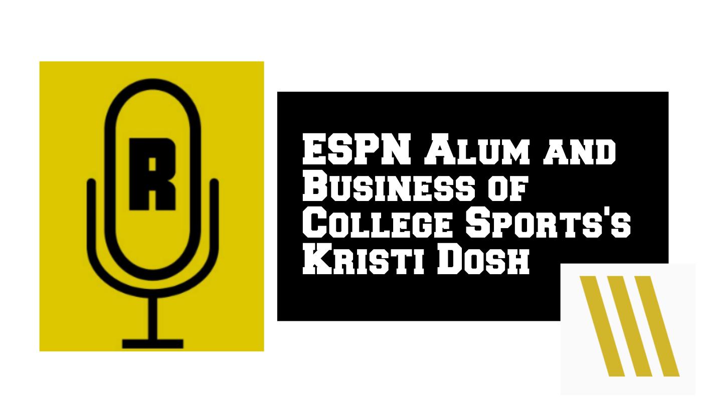 Kristi Dosh The Ruling Podcast