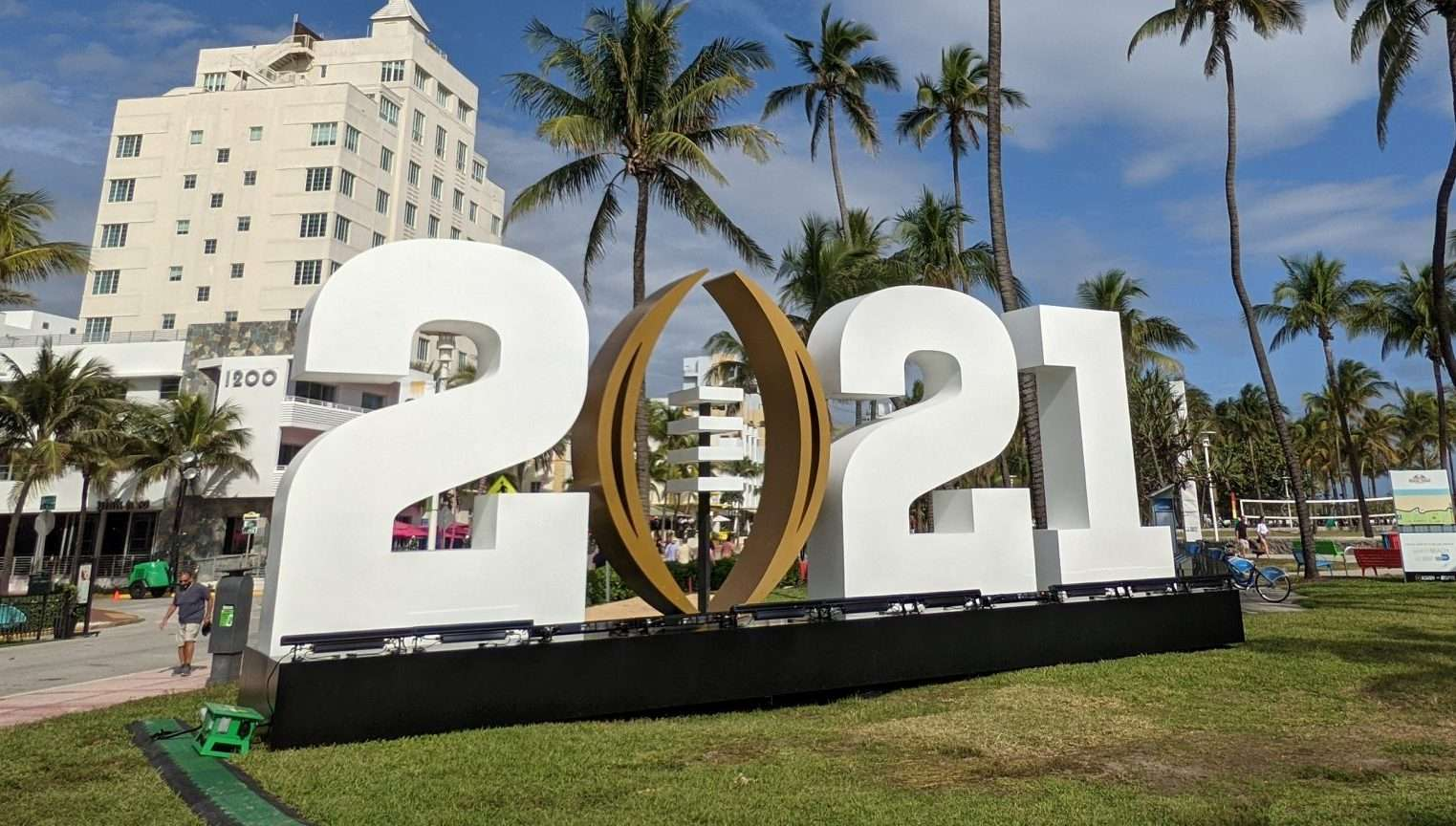 2021 College Football Playoff in Miami