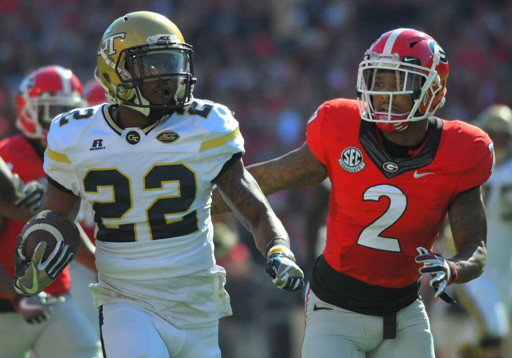 Georgia and Georgia Tech players who will benefit from new state NIL law