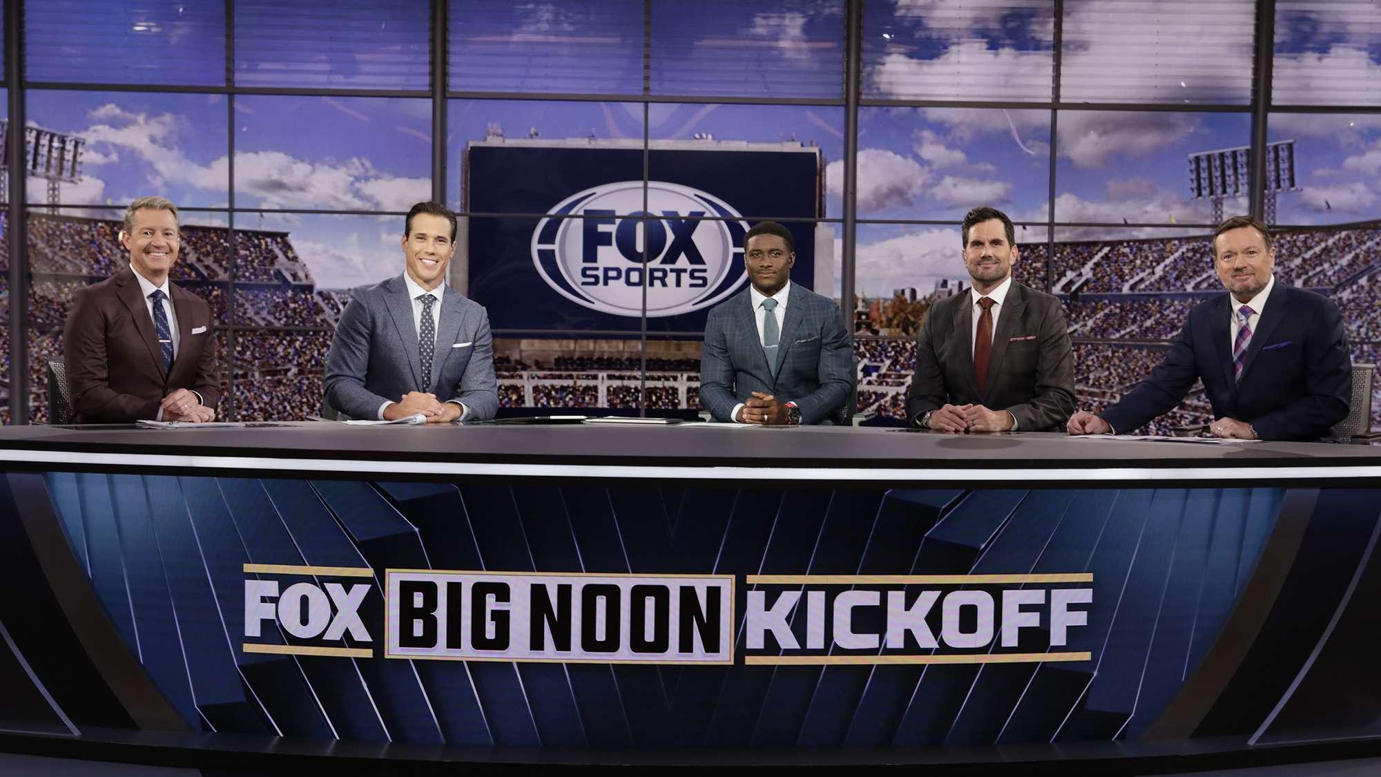 Fox Sports Big Noon Kickoff