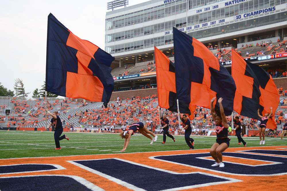 Illinois student athletes will soon have NIL rights