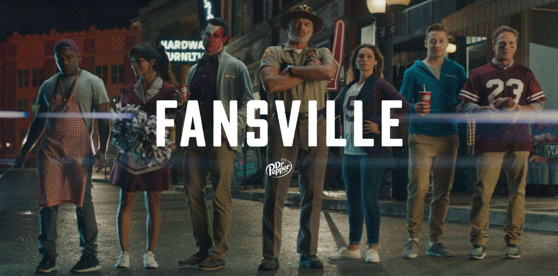 Dr Pepper Fansville