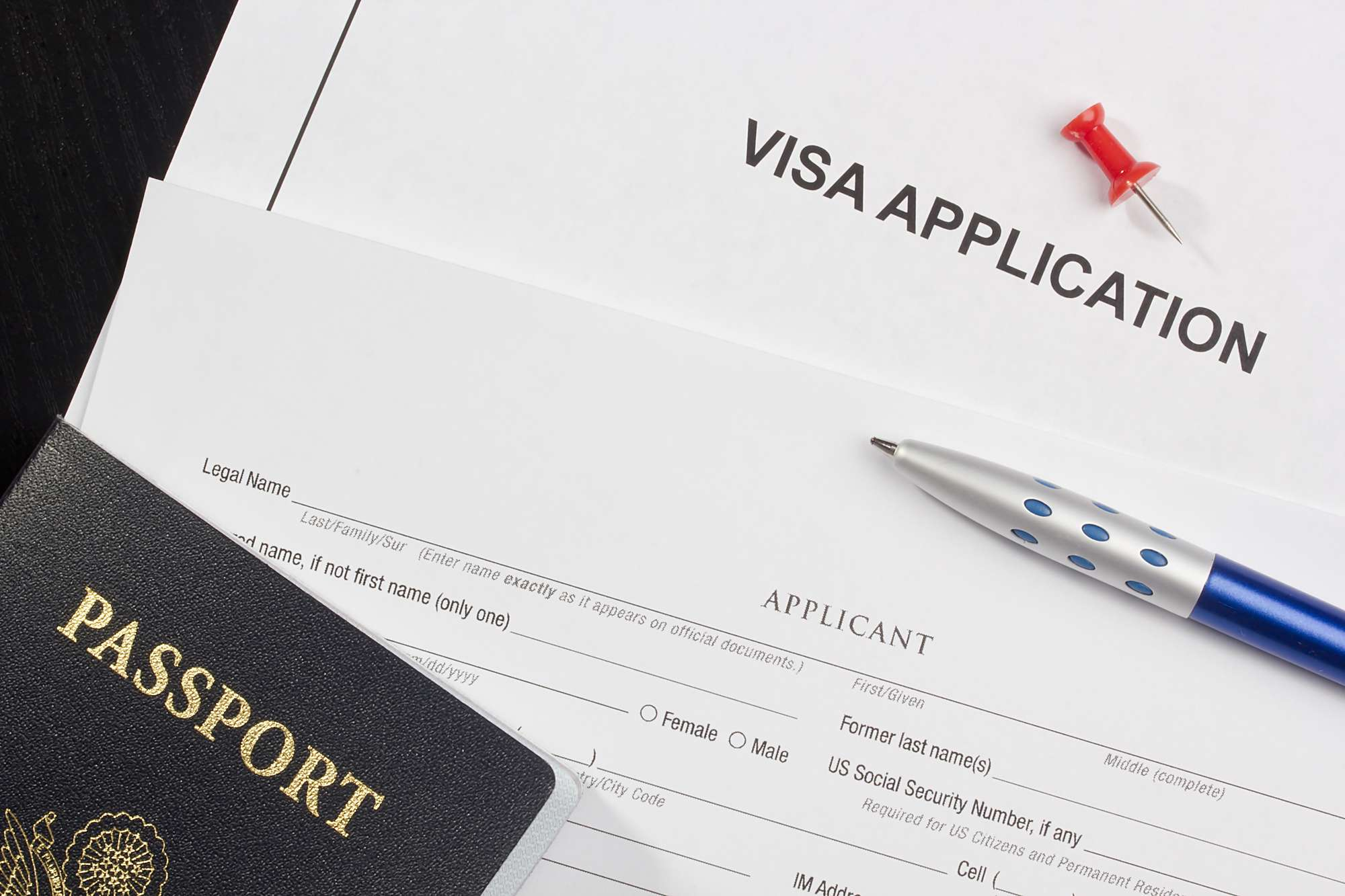 visa application for international coaching applicants in college athletics